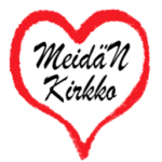 MeidäN Kirkko logo